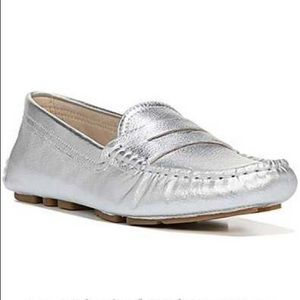 Sam Edelman Metallic Filly Penny Loafers NWOT